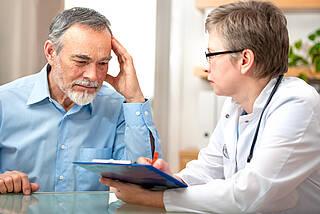 Eine Alzheimer-Demenz frühzeitig zu erkennen, ist nach wie vor schwierig