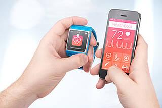 Qualität von Gesundheits-Apps auf dem Smartphone