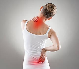 Chronische Schmerzen haben meist auch eine psychische Komponente. Eine  psychologische Schmerztherapie kann sinnvoll sein