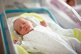 Baby, Leihmütter, Ukraine, Corona