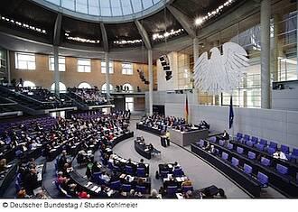 Bundestag beschließt Neuregelungen in der ambulanten Versorgung