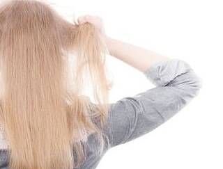 Zwanghaftes Haareausreißen