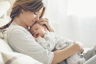 Mütterliche Fürsorge, Oxytocin