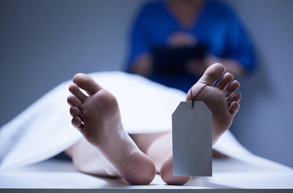 Deutschland verzeichnet eine relativ geringe Übersterblichkeit