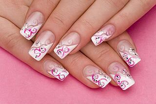 Nagelstudio, nagellack, fingernägel, gel-nägel,
