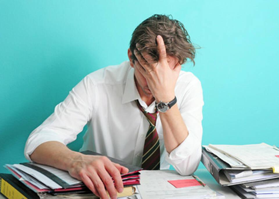 Stress erhöht Risiko für kardiovaskuläre Erkrankungen