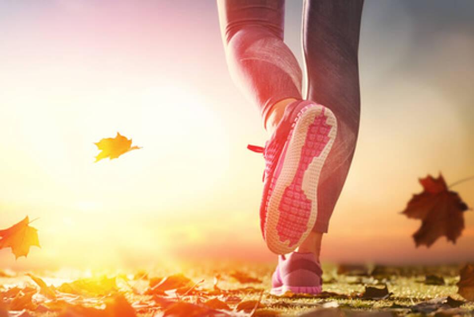 Sport ist für Erschöpfte eine Überwindung. Doch er scheint bei krebsassoziierter Fatigue zu helfen