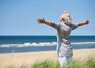 Bedingungen für ein hohes Alter