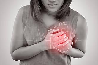 Stress, Herzgesundheit