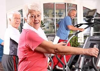 Sport als Therapie für chronisch Kranke