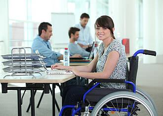 Gleichberechtigigung für behinderte Menschen
