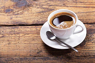 Kaffee, Kaffeetasse, Koffein