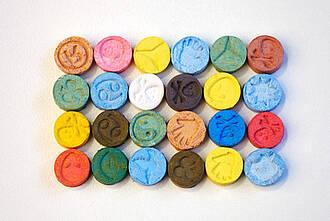 ecstasy, partydroge, MDMA