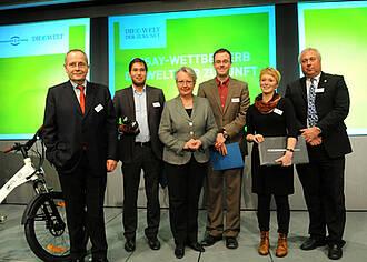 Berliner gewinnt Essay-Wettbewerb