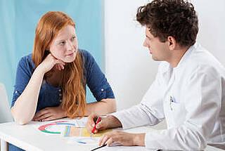 Familiärer Brust- und Eierstockkrebs? Immer Frauen machen einen Gentest