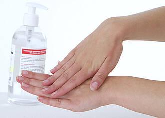 Aktion Saubere Hände ausgezeichnet