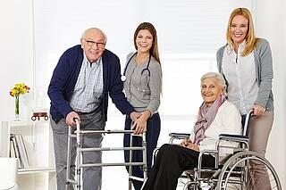 Neuer Pflegebedürftigkeitsbegriff