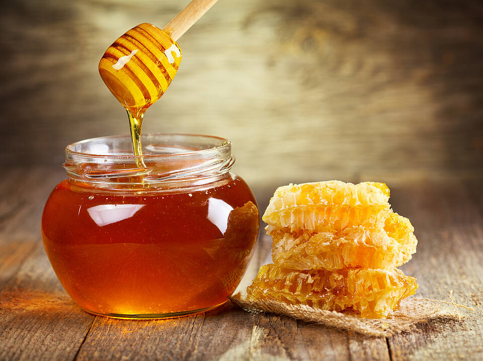 Honig, Bienenhonig