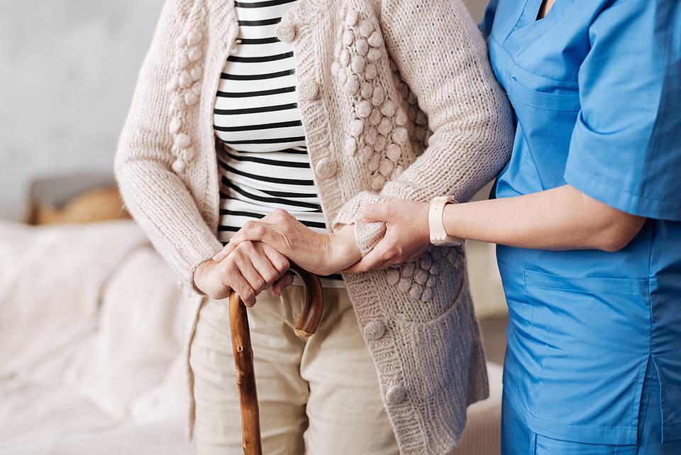 Altenpflege, amulante Pflege