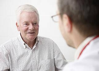 Ärzte reden häufig an Patienten vorbei