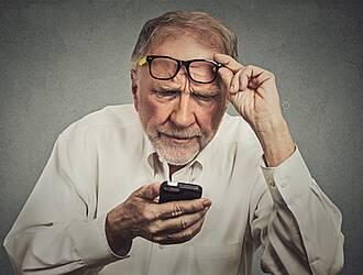 Sehvermögen im Alter, Hirnfunktionen