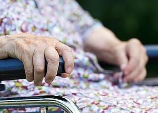 Hauttest auf Parkinson