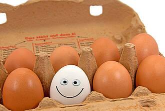 Ein Ei am Tag macht Kinder größer und stärker. Forscher halten Eier deshalb für ein geeignetes Mittel gegen Unterernährung