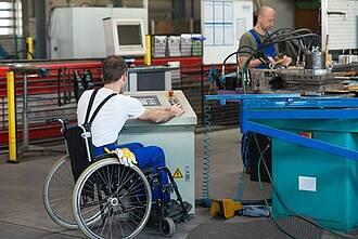 Internationaler Tag der Menschen mit Behinderung