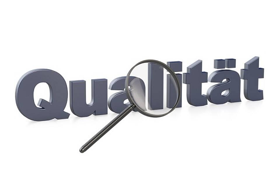 Qualitätssicherung in der Pflege