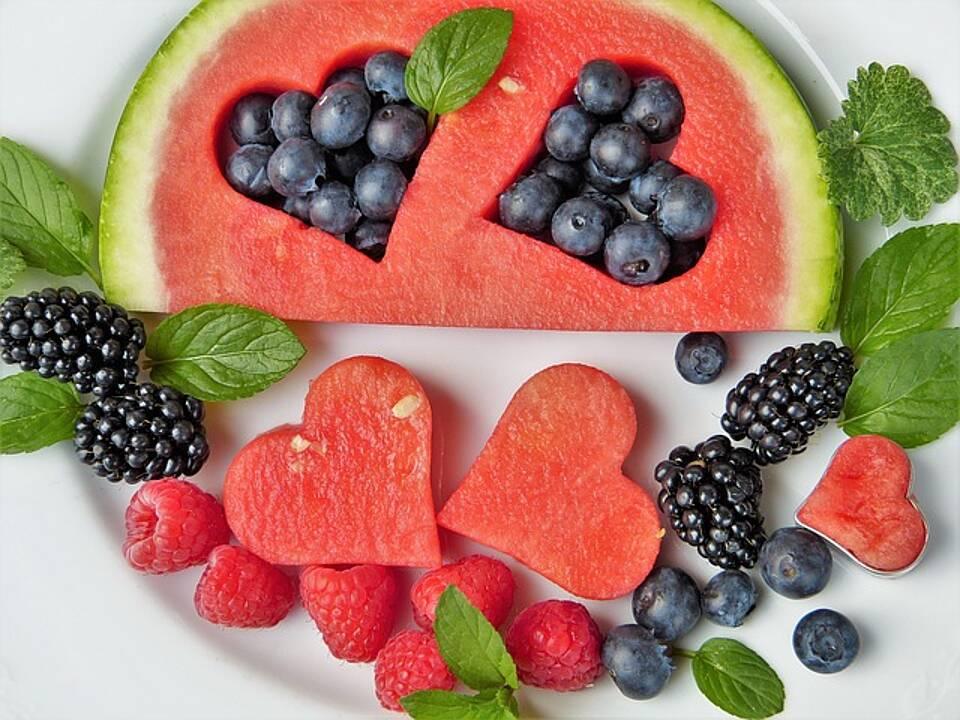 Obst, abnehmen