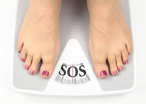 Viele Übergewichtige in Deutschland