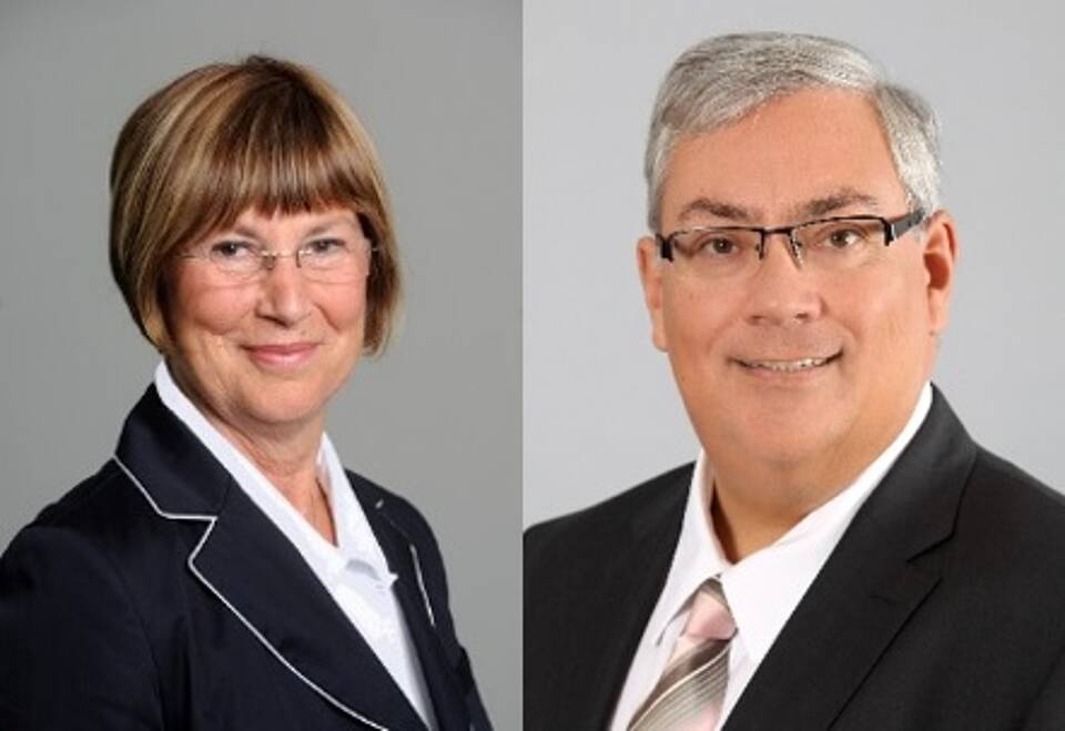 Kraffel und Prehn weiter KV-Vorsitzende
