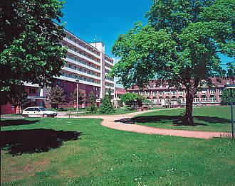 Vivantes Klinikum am Urban, Krankenhaus, Berlin