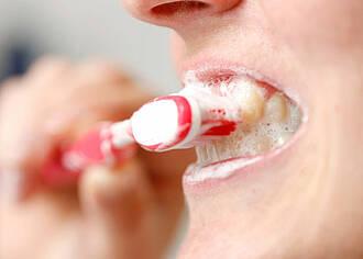 Professionelle Zahnreinigung: Unklarer Befund