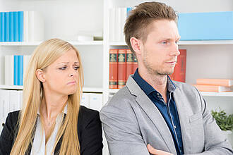 Chronische Krankheit erzeugt Angst vor Ausgrenzung am Arbeitsplatz
