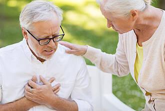 Herzanfall