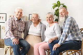 pflege-WG, betreutes wohnen