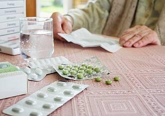 Erhöhen Benzodiazepine das Demenzrisiko?