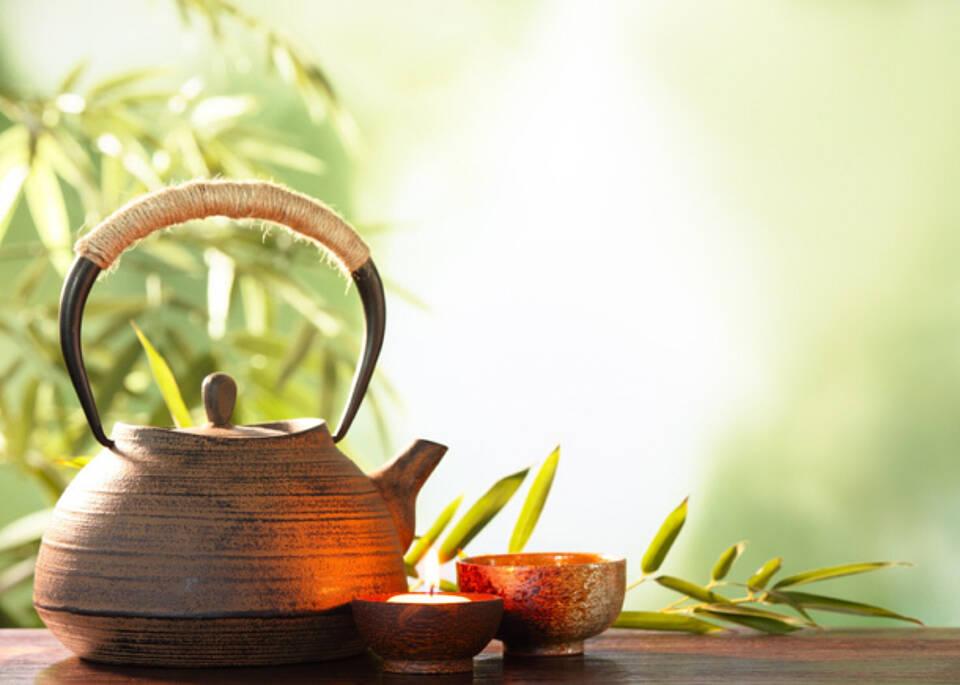 Grüner Tee senkt Blutzucker