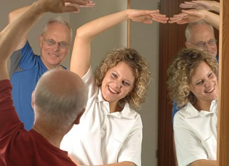 Altenpfleger, berufsunfähig