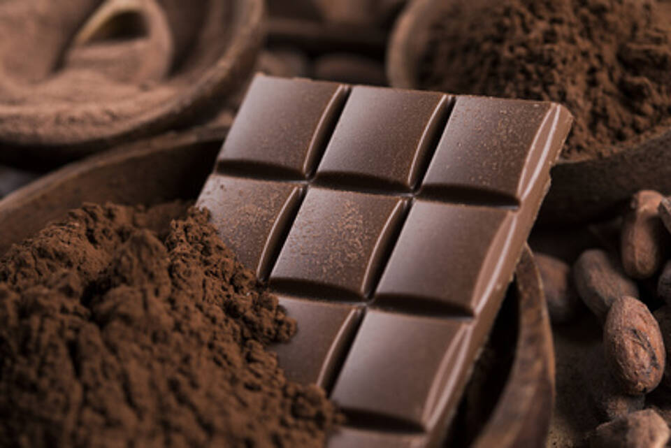 bitterschokolade, dunkle schokolade, kakao, kakaobohnen