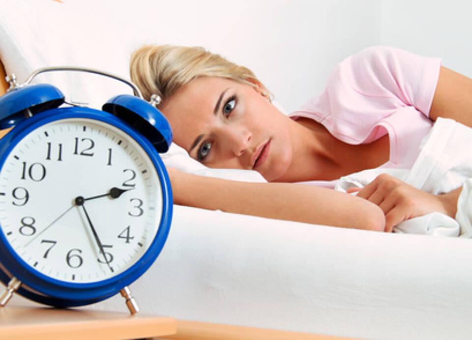Frauen udn Ältere leiden häufiger unter Schlafstörungen