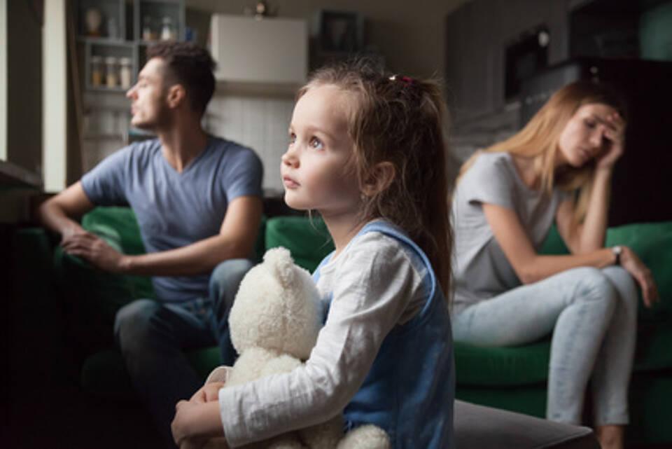 Ehestreit, Familie, Beziehungskrise