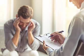 BPtK, Teilkrankschreibungen, Psychotherapeuten