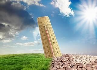 Klimawandel, Hitze, Städte, Europa