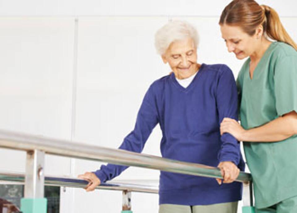 """""""Es entsteht ein falsches Bild von der Versorgung älterer Patienten"""". Die Deutsche Gesellschaft für Geriatrie (DGG) kritisiert die Darstellung der Ergebnisse des Barmer-Krankenhausreports"""