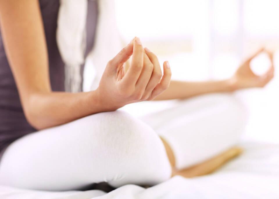 Meditation stärkt Immunsystem