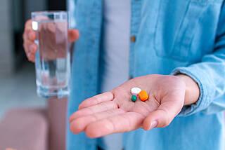 vitamintabletten, vitaminpräparate, vitaminpillen
