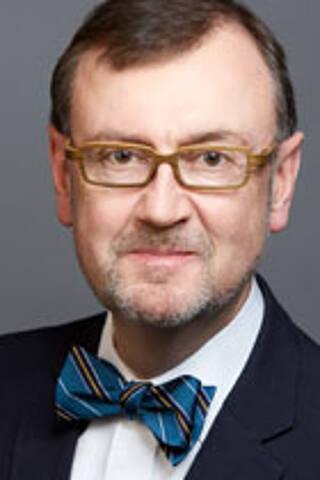 Medizinrechtler Prof. Dr. Christian Dierks