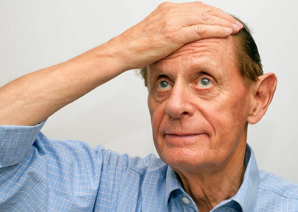 Alte Menschen erkennen Unterzuckerung oft nicht